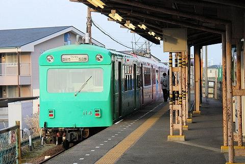 近鉄260系@西日野'13.4.5-2