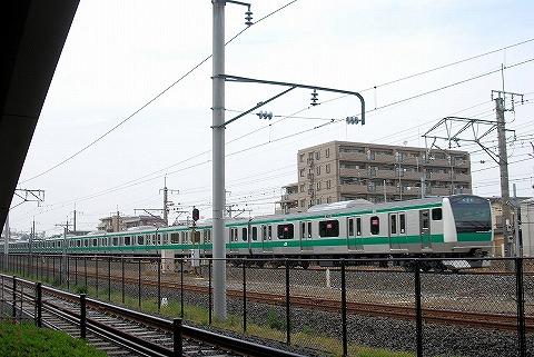 E233系@鉄道博物館'13.5.10