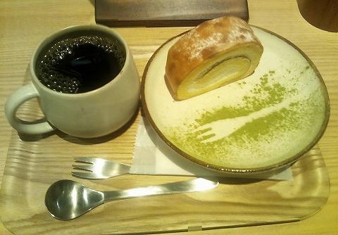 米粉ロールケーキ@カフェたま'13.5.16