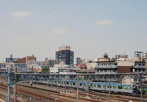 東武60000系@大宮'13.5.25