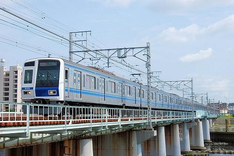 西武6000系@綱島'13.5.26