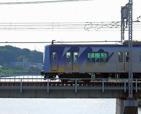 横浜高速Y-500系@綱島'13.5.26