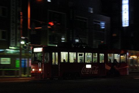 函館市電2000形@函館駅前'13.6.7