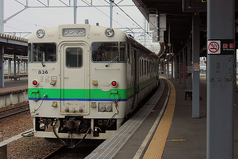 キハ40-836@函館'13.6.8