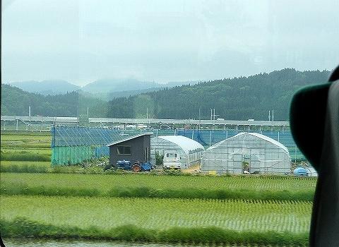 北海道新幹線高架'13.6.8