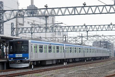 東武60000系@岩槻'13.7.13-1