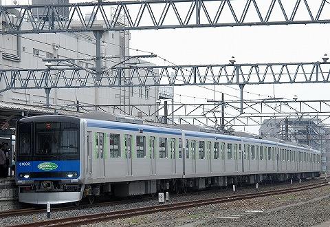 東武60000系@岩槻'13.7.13-2