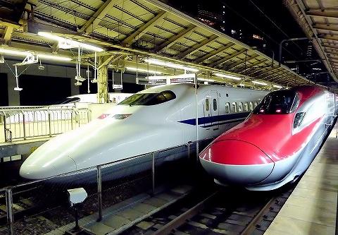 700系&E6系@東京'13.7.31