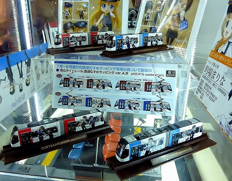 富山ライトレール鉄道コレクション@鉄道模型ショウ'13.7.31