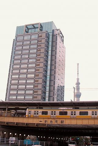 E231系@錦糸町'13.9.6