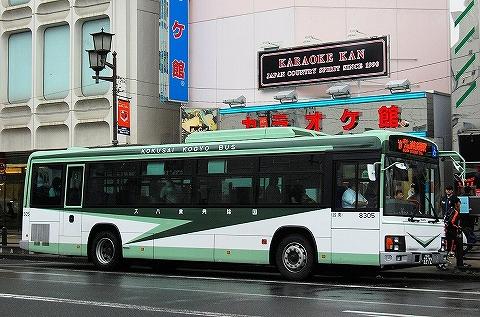 国際興業バス@大宮駅東口'13.9.8