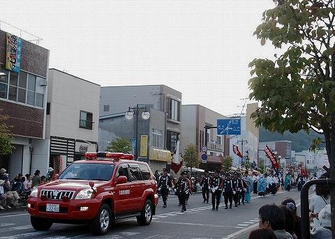 パレード@久慈秋まつり'13.9.20