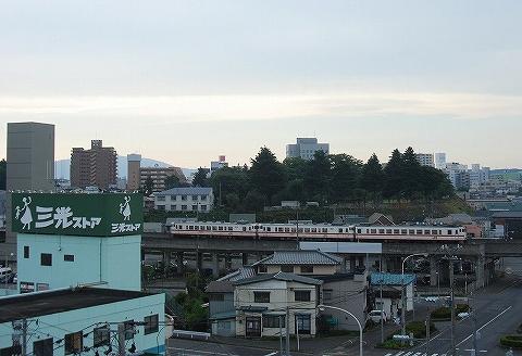 キハ40系@本八戸'13.9.21-1
