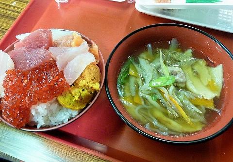 朝食@陸奥湊'13.9.21