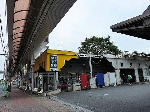 十和田市中央バス停'13.9.21