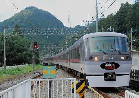 西武10000系@武蔵横手'13.10.6-2