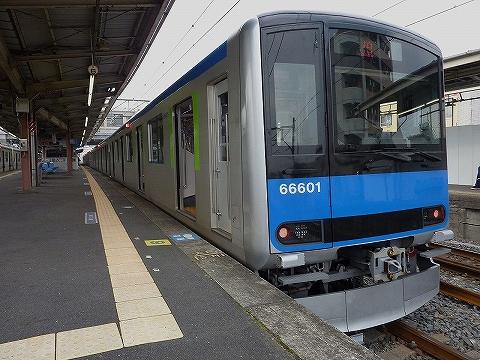 東武60000系@運河'13.11.3-1