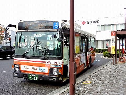 東武バス@南流山駅'13.11.3