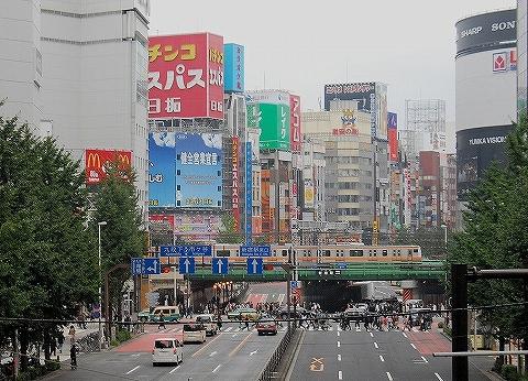 E233系@新宿'13.11.4