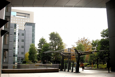 合同庁舎@さいたま新都心'13.11.9