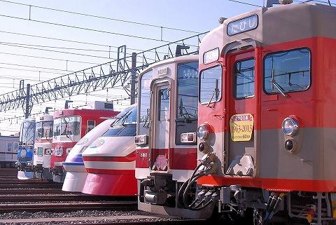 車両展示@東武ファンフェスタ'13.12.1