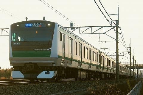 E233系@南古谷'13.12.4