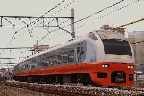 E653系@宮原'13.12.8