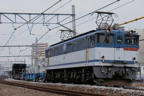 EF65-2074@宮原'14.1.25