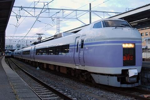 E351系@松本'12.10