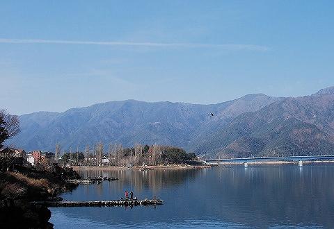 河口湖'14.2.1