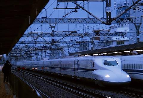 N700系@静岡'14.2.8