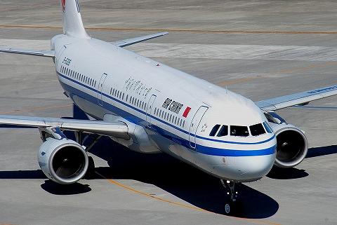 CAエアバスA321‐200@羽田空港'14.2.16