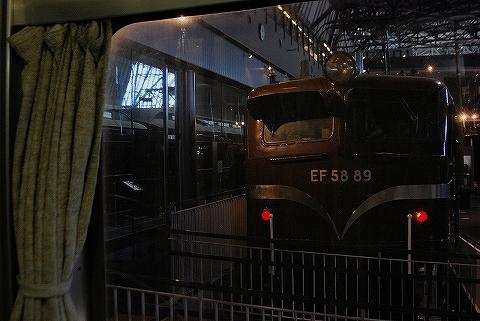 展望室からの眺め@鉄道博物館'14.2.17