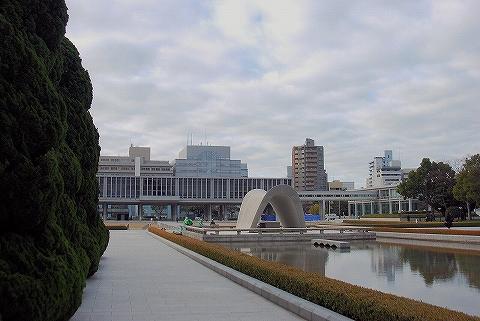 広島平和記念資料館'14.2.12