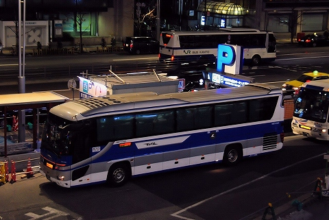 JRバス関東@東京駅八重洲南口'14.3.8
