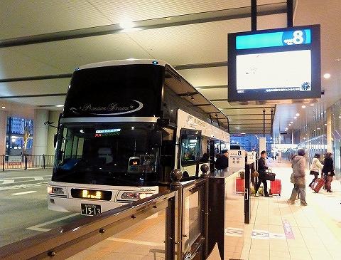西日本JRバス@大阪駅JR高速バスターミナル'14.3.9