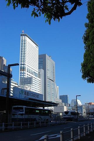 新宿駅新南口ターミナル'14.5.18