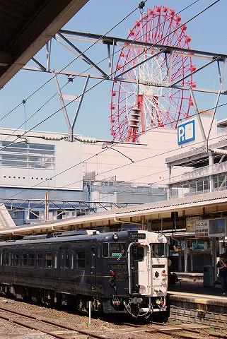 キハ47形@鹿児島中央'11.4