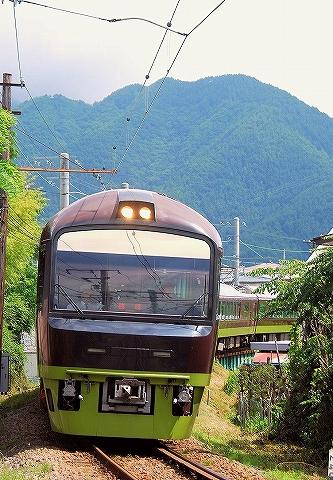 快速リゾートやまどり富士山号@富士山'14.7.21