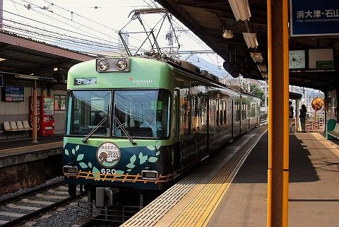 京阪600形@近江神宮前'14.7.12-2