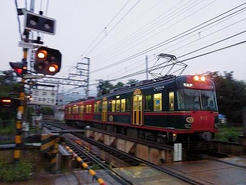 京阪600形@三井寺'14.8.3