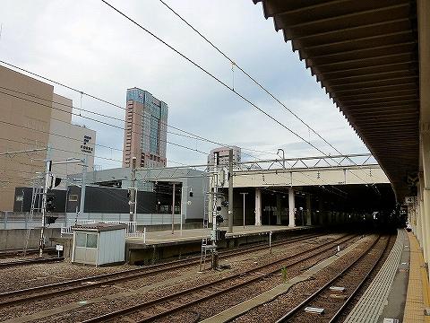 金沢駅構内'14.8.4