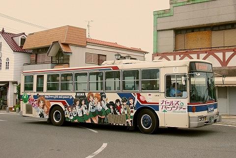 茨城交通バス@那珂湊'14.8.16