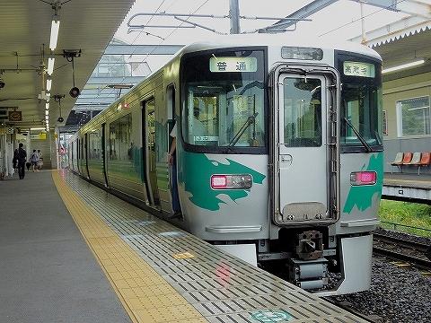 愛知環状鉄道2113@八草'14.8.23