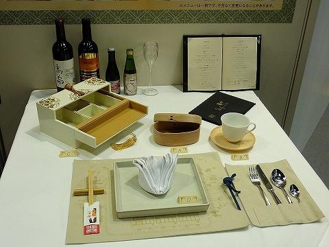 TOHOKUEMOTION食器@ツーリズムEXPOジャパン'14.9.27<br />