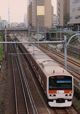 E231系@大塚'14.10.12
