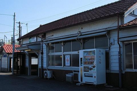 丹荘駅舎'14.10.19
