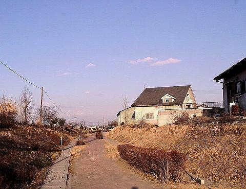 上武鉄道廃線跡'02.1
