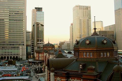 東京駅舎'14.11.27