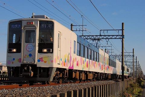 東武634型@栗橋'14.12.7